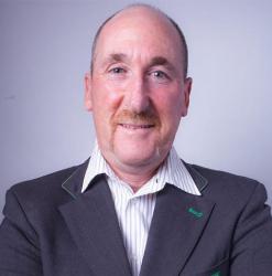 Mark Moran Tram & Bus Division Vice-President