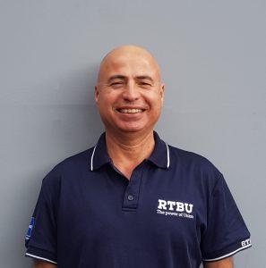 Assistant Secretary - Tram & Bus Division